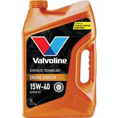 Valvoline Engine Armour Engine Oil 15W-40 5 Litre, , scaau_hi-res