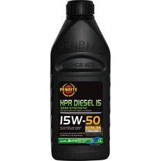 HPR Diesel 15 Engine Oil - 15W-50, 1 Litre, , scaau_hi-res