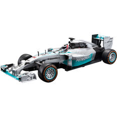 Petronas W05 Mercedes Benz Formula 1 Remote Control Car - 1:24 Scale Model, , scaau_hi-res