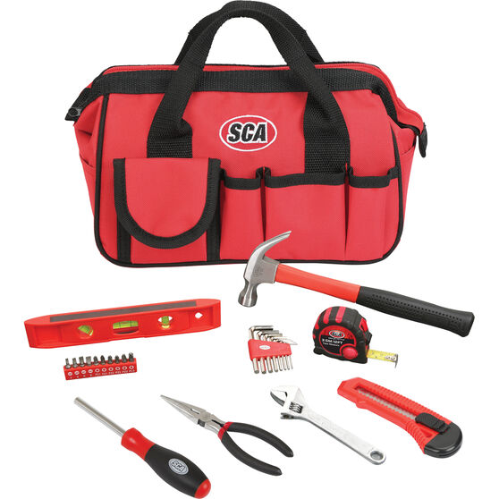 SCA Tool Bag Kit - 26 Piece, , scaau_hi-res