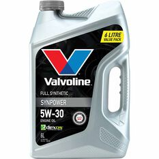 Valvoline Synpower Engine Oil 5W-30 6 Litre, , scaau_hi-res