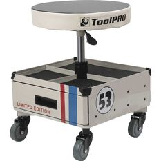 ToolPRO Roller Seat with Drawer, Limited Edition, NO53, , scaau_hi-res