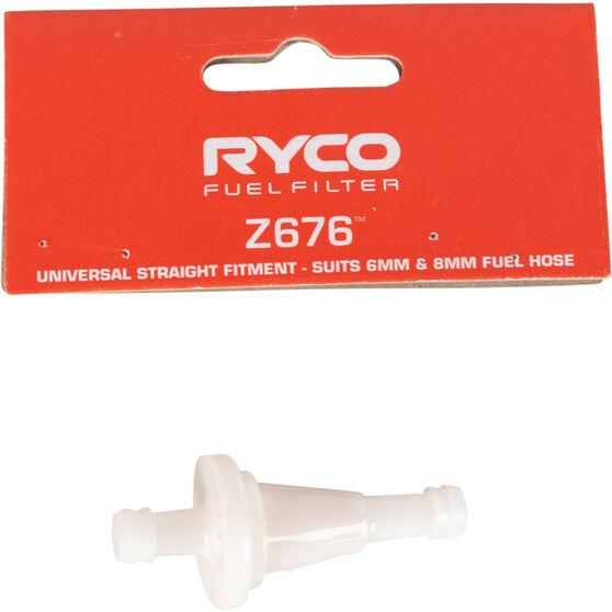 Ryco Fuel Filter - Z676, , scaau_hi-res