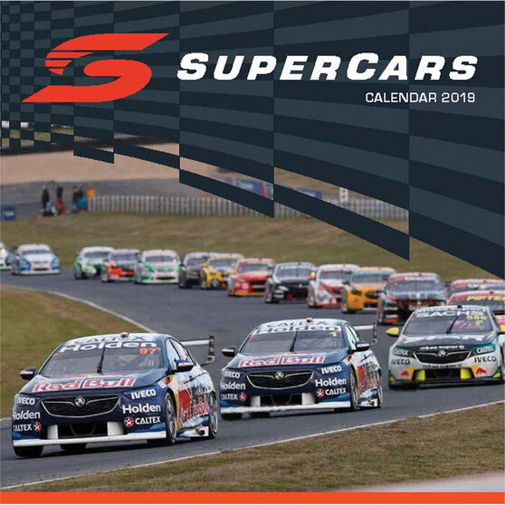 Supercars Mini 2019 Calendar, , scaau_hi-res
