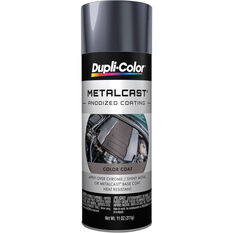 Dupli-Color Metalcast Aerosol Paint Enamel Smoke Grey Anodised 311g, , scaau_hi-res