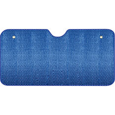 SCA Bubble Sunshade - Blue, Accordion, Front, , scaau_hi-res