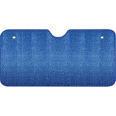 Bubble Sunshade - Blue, Accordion, Front, , scaau_hi-res