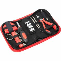 Tool Wallet - Glove Box, 42 Piece, , scaau_hi-res