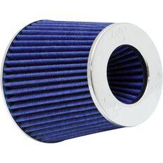 K&N Pod Air Filter - Blue, KN RG-1001BL, , scaau_hi-res