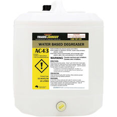 Trade Direct Water Based Degreaser 20 Litre - ST/AC43/20, , scaau_hi-res