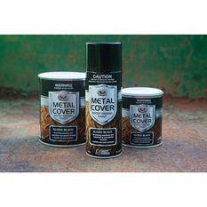 SCA Metal Cover Enamel Rust Paint Heavy Duty Grey Primer 500mL, , scaau_hi-res