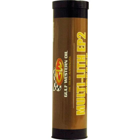Gulf Western Multi-Lith EP2 Grease Cartridge 450g, , scaau_hi-res
