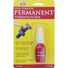 DynaGrip Threadlocker - High Strength, Red, 10mL, , scaau_hi-res
