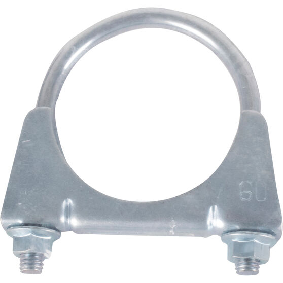 Spareco Exhaust Clamp - C11, 60mm (2-3 / 8 inch), , scaau_hi-res