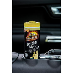 Armor All Leather Wipes 20 Pack, , scaau_hi-res