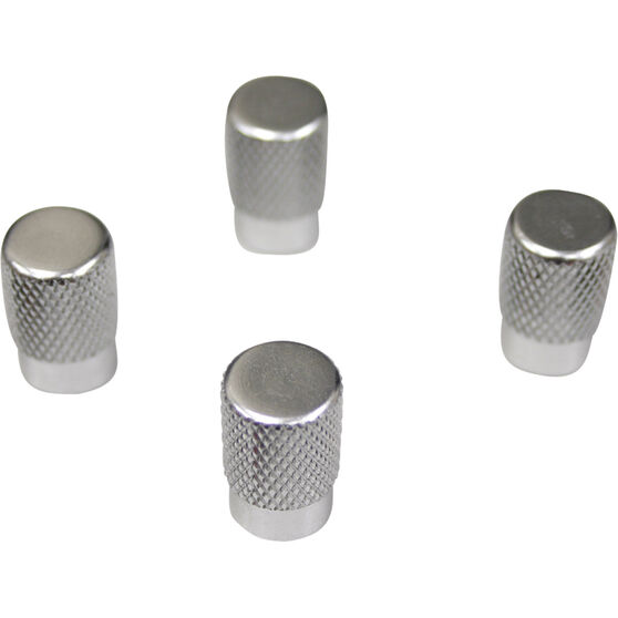 SCA Valve Cap Set - Aluminium, , scaau_hi-res