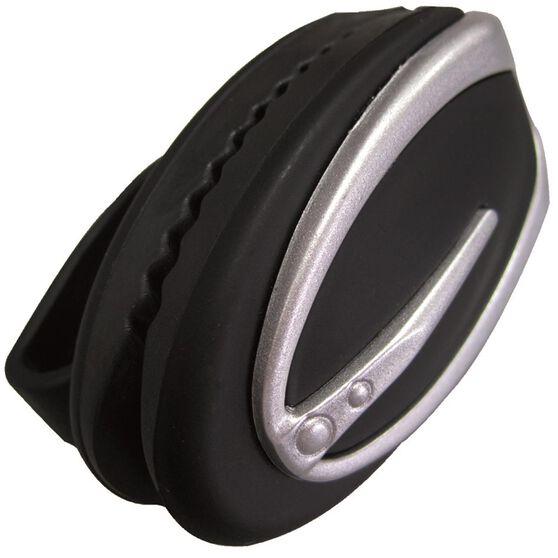 SCA Sunglass Holder - Universal, Visor Mount, Black, , scaau_hi-res