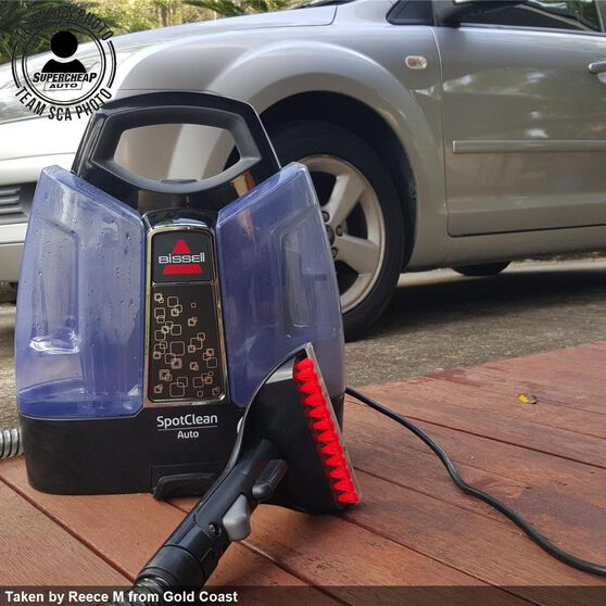 Bissell Auto Spot Clean Carpet Shampooer, , scaau_hi-res