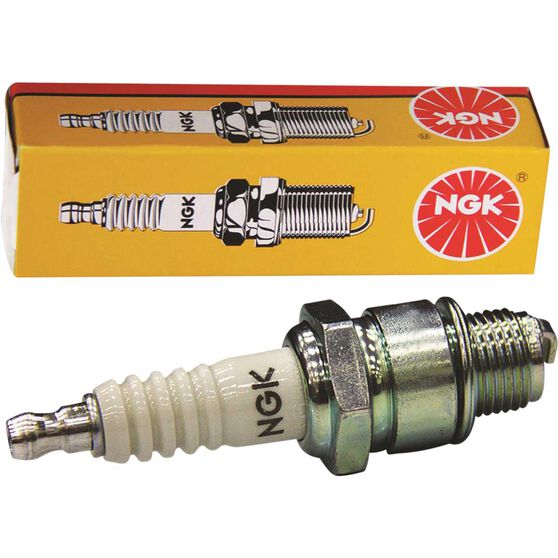 NGK Spark Plug - BKR6E, , scaau_hi-res