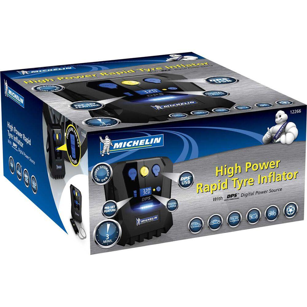 Michelin Tyre Inflator Rapid Digital 12v Supercheap Auto Fuel Filters Scaau Hi Res