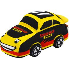 Supercheap Auto Racing Plush Race Car, , scaau_hi-res