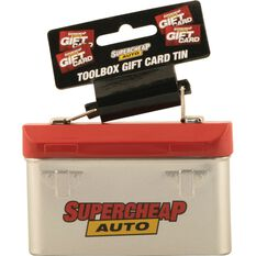 Gift Card Holder Toolbox, , scaau_hi-res