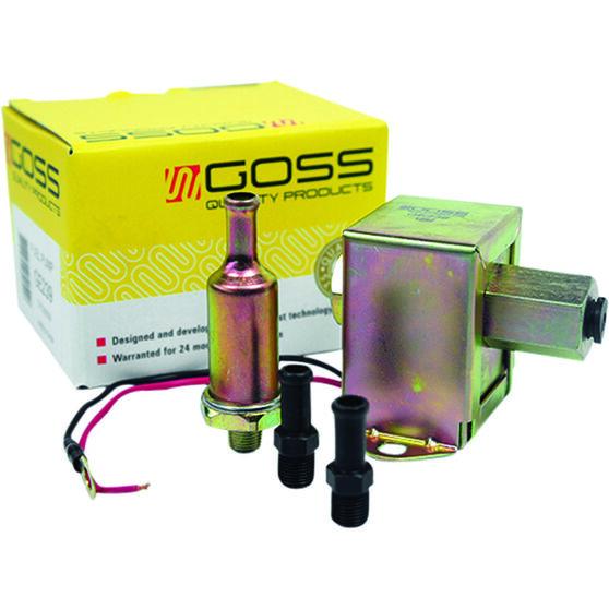Goss Low Pressure Fuel Pump - Universal, GE239, , scaau_hi-res