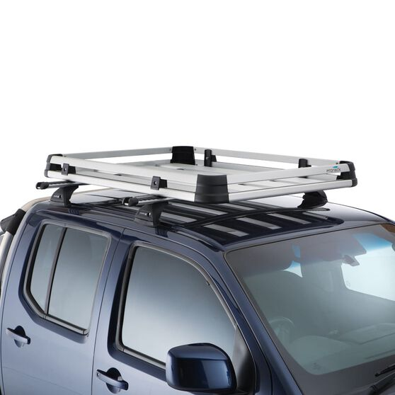 Prorack Voyager Pro Roof Tray - Medium, Heavy Duty, Alloy, , scaau_hi-res