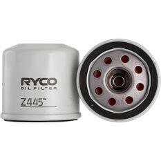 Ryco Oil Filter Z445, , scaau_hi-res