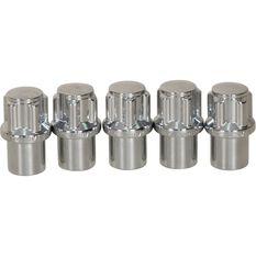 Calibre Wheel Nuts, Shank Lock - MLN12, , scaau_hi-res