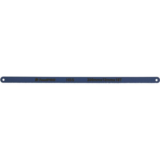 SCA Hacksaw Blade - 300 x 12mm x 18T, Blue, , scaau_hi-res