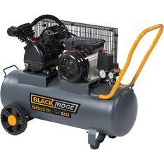 Blackridge Air Compressor Belt Drive 2.5HP 155LPM, , scaau_hi-res