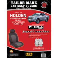 Ilana Imperial Tailor Made Pack for Holden Colorado RG 09/16+, , scaau_hi-res