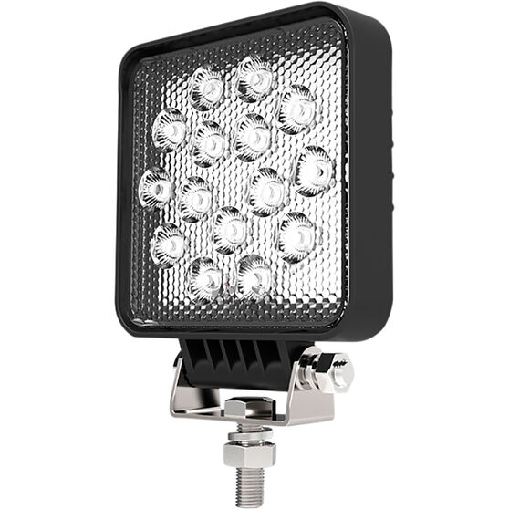 SCA Square Work Lamp - LED, 5.5inch, 15W, , scaau_hi-res