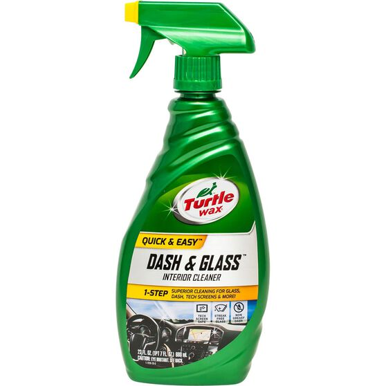 Turtle Wax Glass and Interior Cleaner - 680mL, , scaau_hi-res