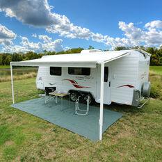 Camec Caravan Floor Matting - 7.0 x 2.5m, , scaau_hi-res