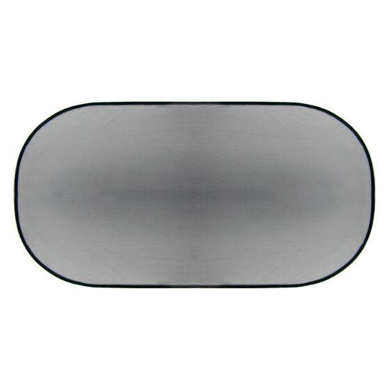 SCA Rear Sunshade - Rear, Mesh, Black, Single, , scaau_hi-res