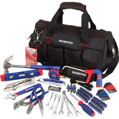 WORKPRO Tool Kit - 156 Piece, , scaau_hi-res