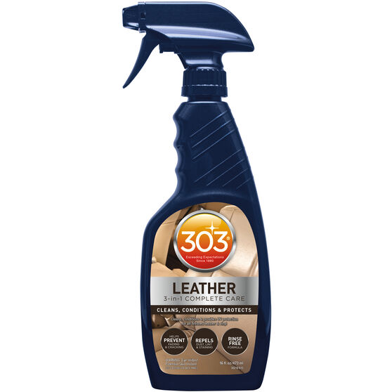 303 3-in-1 Complete Leather Care 473mL, , scaau_hi-res