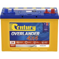 Century 4WD Battery - N70ZZLXHD,  735CCA, , scaau_hi-res