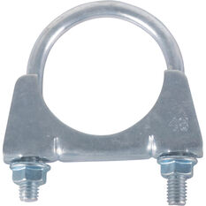 Spareco Exhaust Clamp -  C7, 48mm (1-7 / 8 inch), , scaau_hi-res