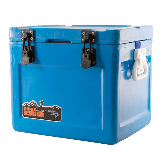 Ridge Ryder by Evakool Ice Box - Blue, 24 Litre, , scaau_hi-res