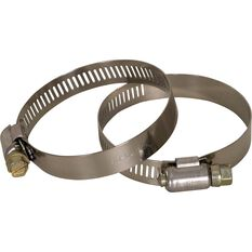 Calibre Hose Clamps - 40-64mm, 2 Pieces, , scaau_hi-res