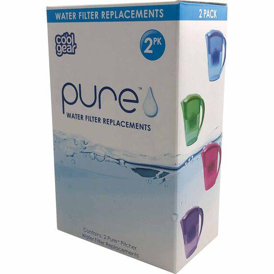 Cool Gear Water Filter Refills 2 Pack, , scaau_hi-res