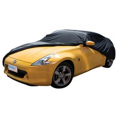 Car Cover - Gold Protection, Show, Suits Small/Medium Vehicles, , scaau_hi-res