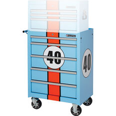 ToolPRO Tool Cabinet No 40 5 Drawer 27 Inch, , scaau_hi-res