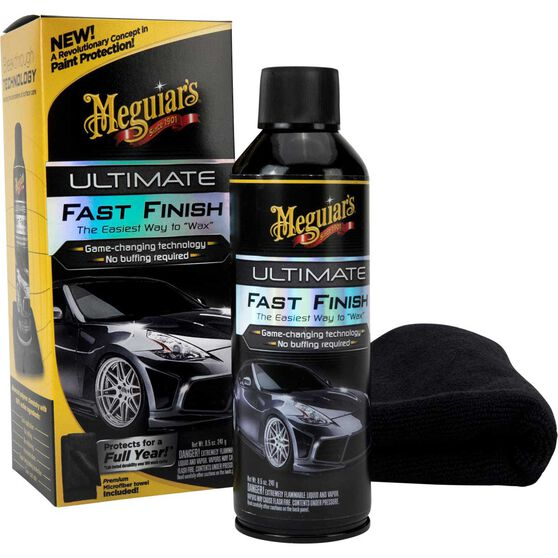 Meguairs Ultimate Fast Finish - 241g, , scaau_hi-res
