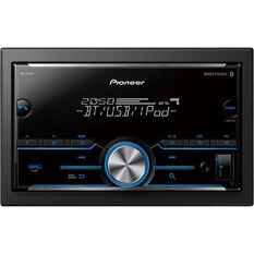 Pioneer Double Din Digital Media Player with Bluetooth - MVH-S405BT, , scaau_hi-res