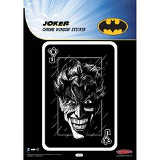 Hot Stuff Sticker - Joker, Vinyl, , scaau_hi-res