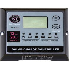 KT Solar 20 AMP Solar Regulator - KT70757, , scaau_hi-res